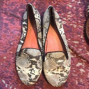 Gap Snakeskin Loafers